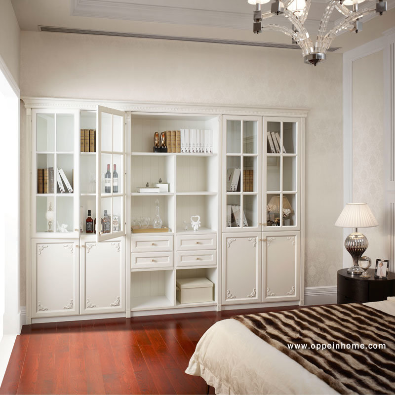 White bookcase with doors. with white bookcase with doors. s.