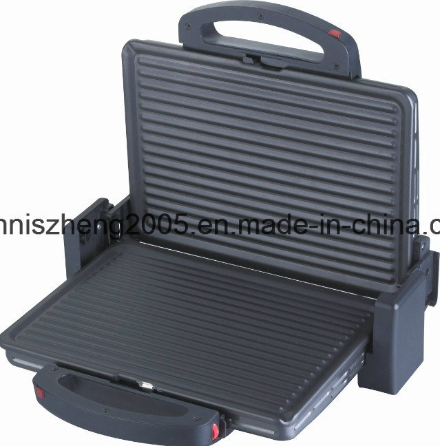 GS A13 Approval Contact Grill, Electric Grill Toaster, Panini Grill