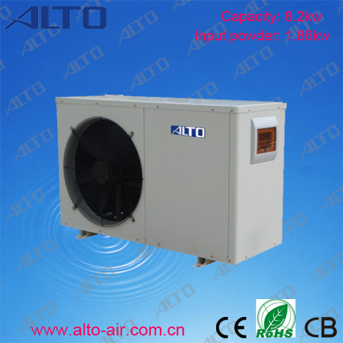 Swimming Pool Water Chillers : China swimming pool heat pump chiller t
