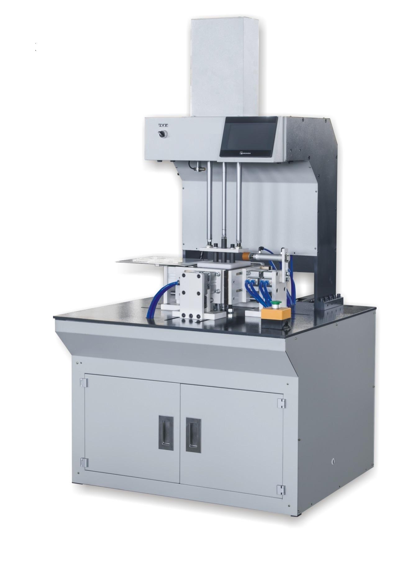 Gift Box Folding& Pressing Machine