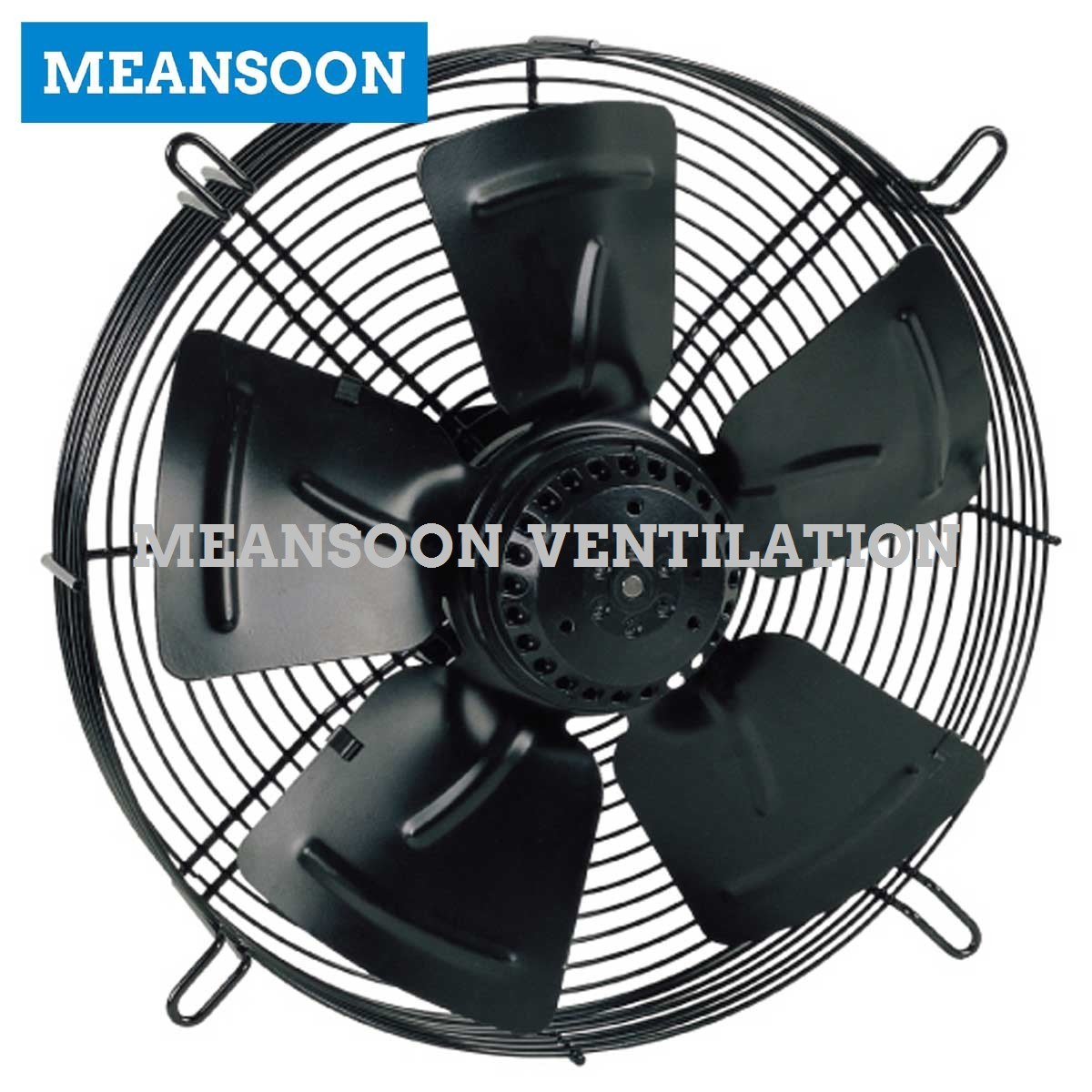 Ywf-300 Cooling Ventilation External Rotor Motor Axial Fan