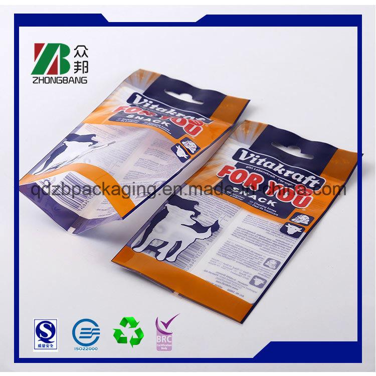PE Ziplock Bag with White Write Printing