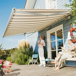 Retractable Awning, Full Cassette Awning (TM-A)