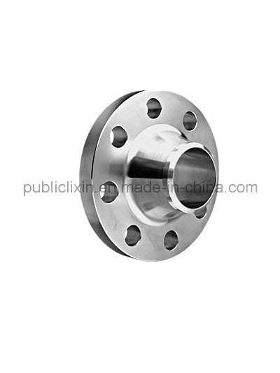 Stainless Steel Welding Neck (WN) Flange