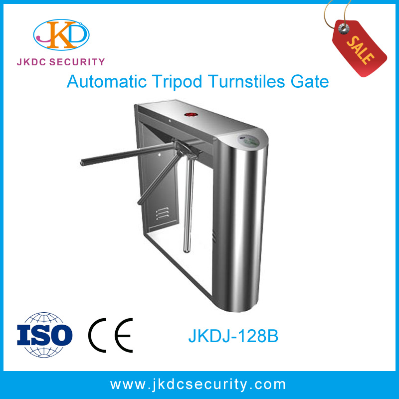 Tri-Pod Entrance Control and Fare Collecting Barrier Tripod Turnstile