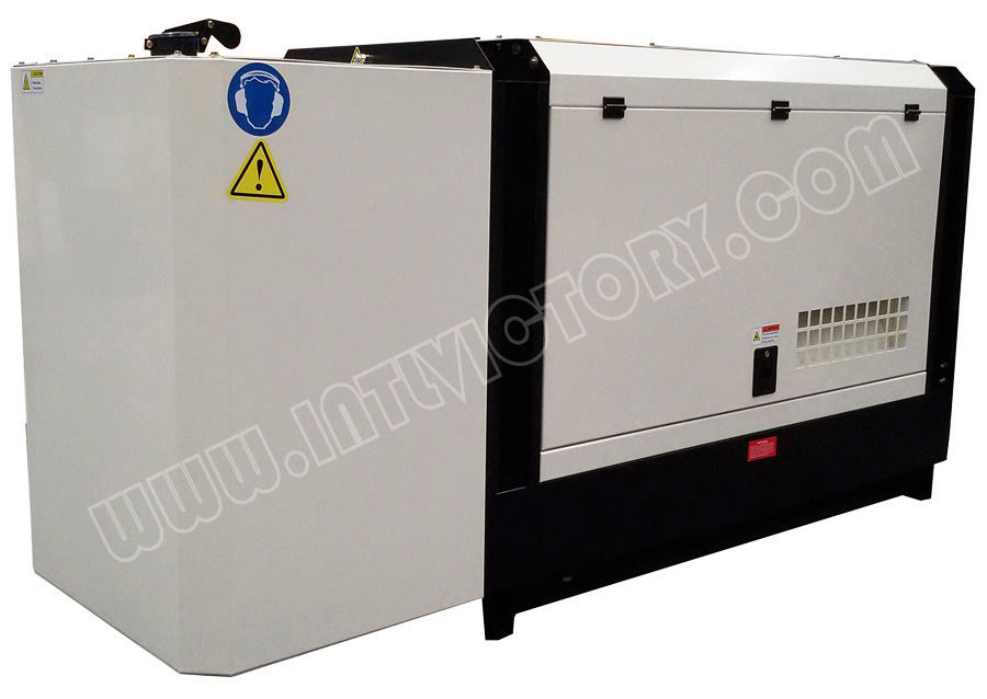 10kVA Original Japan Yanmar Ultra Silent Generator with CE/Soncap/CIQ Approval