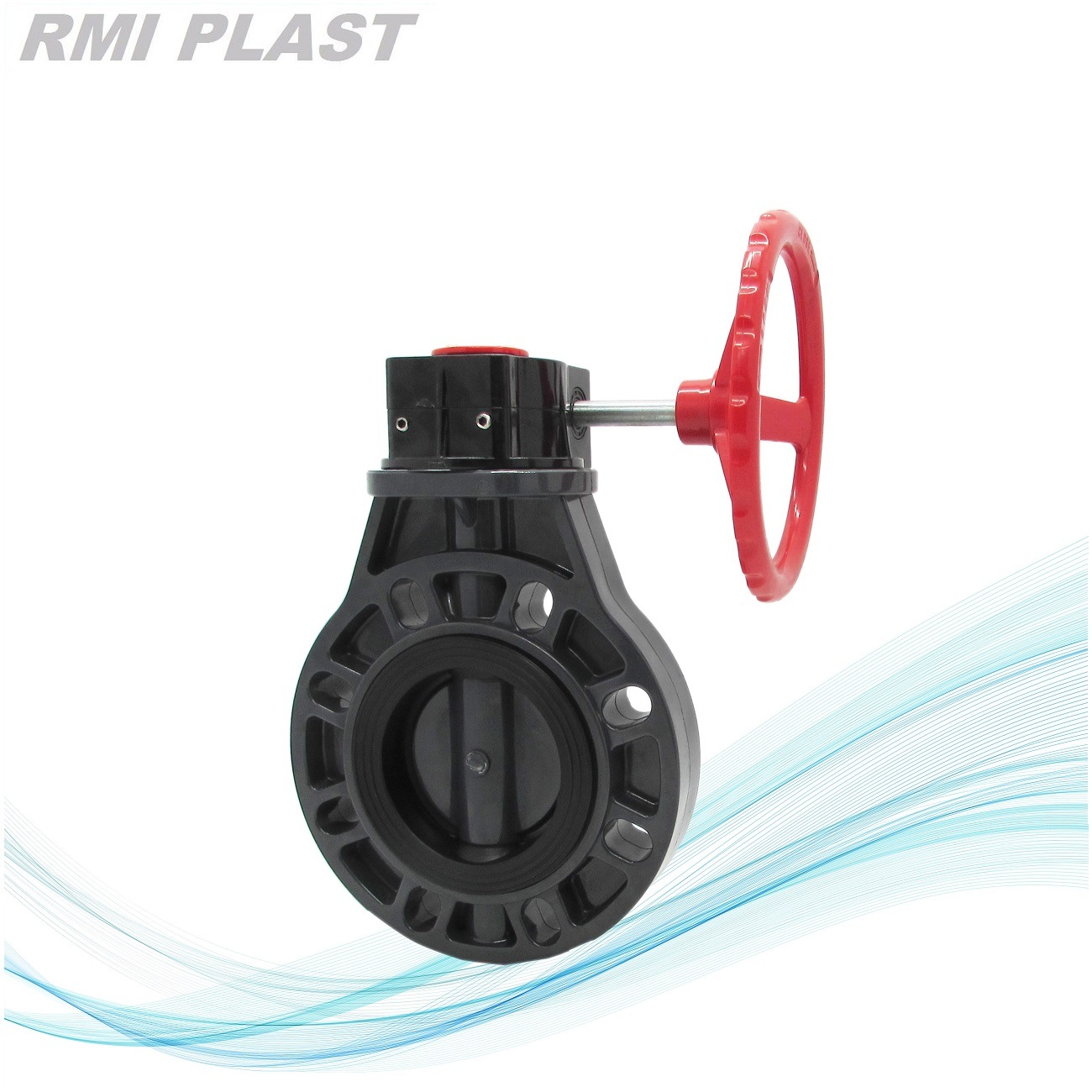 Plastic PVC Butterfly Valve of Water Valve