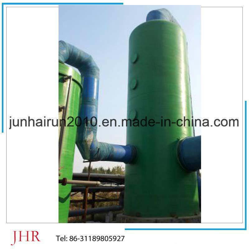 Stenter Exhaust Gas Electrostatic Scrubber Air Mist