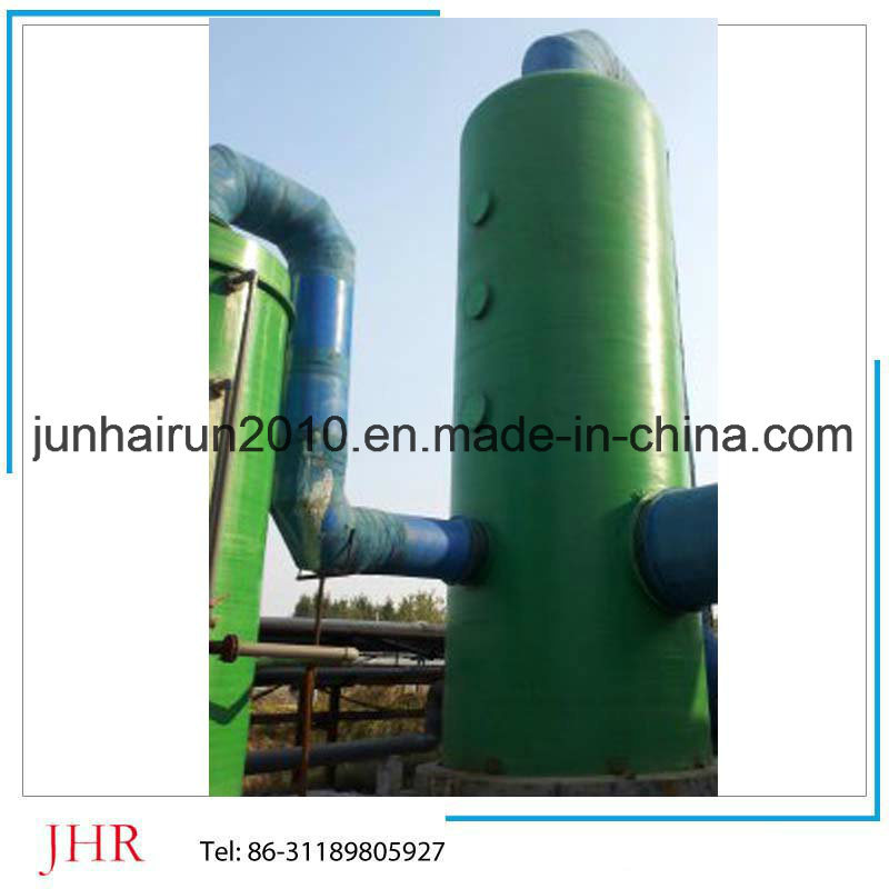Waste Gas FRP Purification Tower/Gas Scrubber/Gas Cleaner Scrubbing Tower