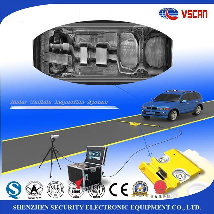 Portable Mobile Under Vehicle Surveillance System and UVSS (AT3000)