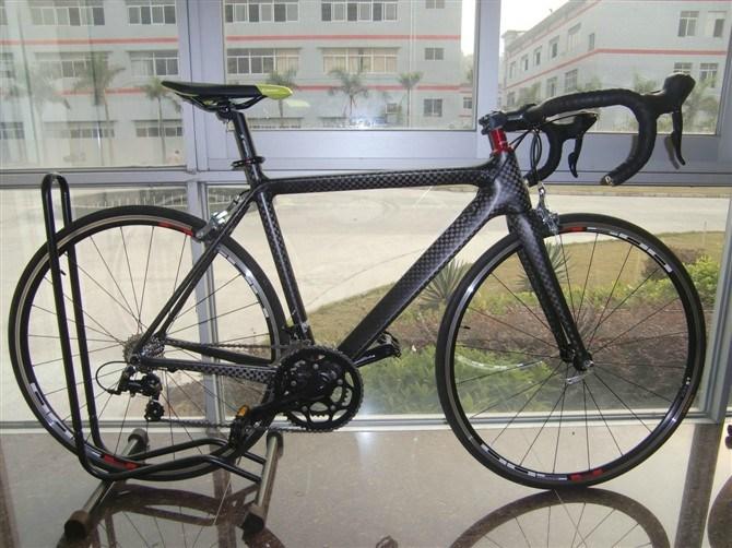 Carbon Fiber Bike for All Ages
