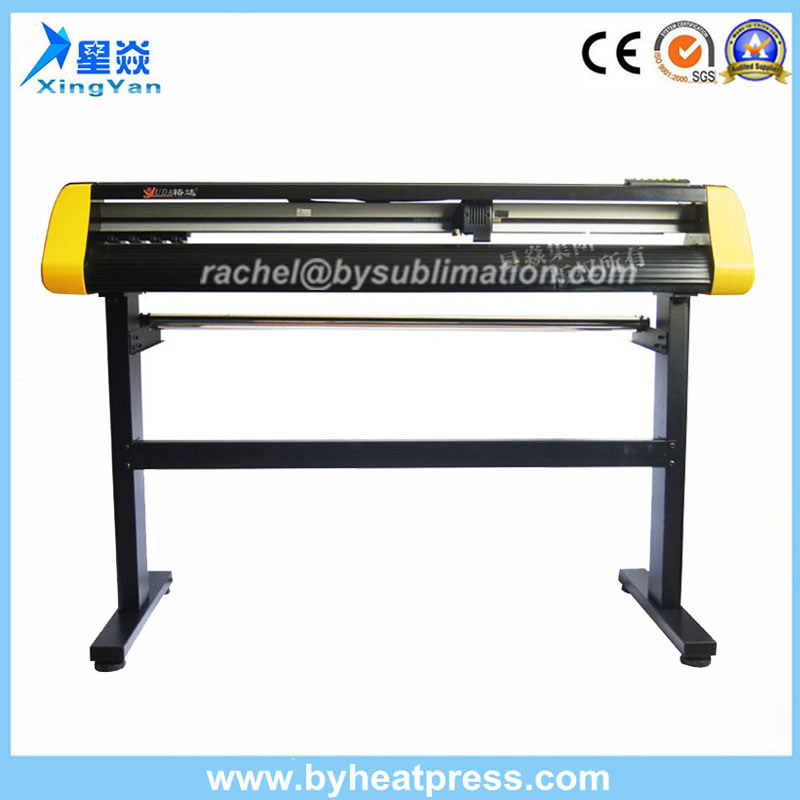 Stepping Automatic Cutting Plotter with Star Cut