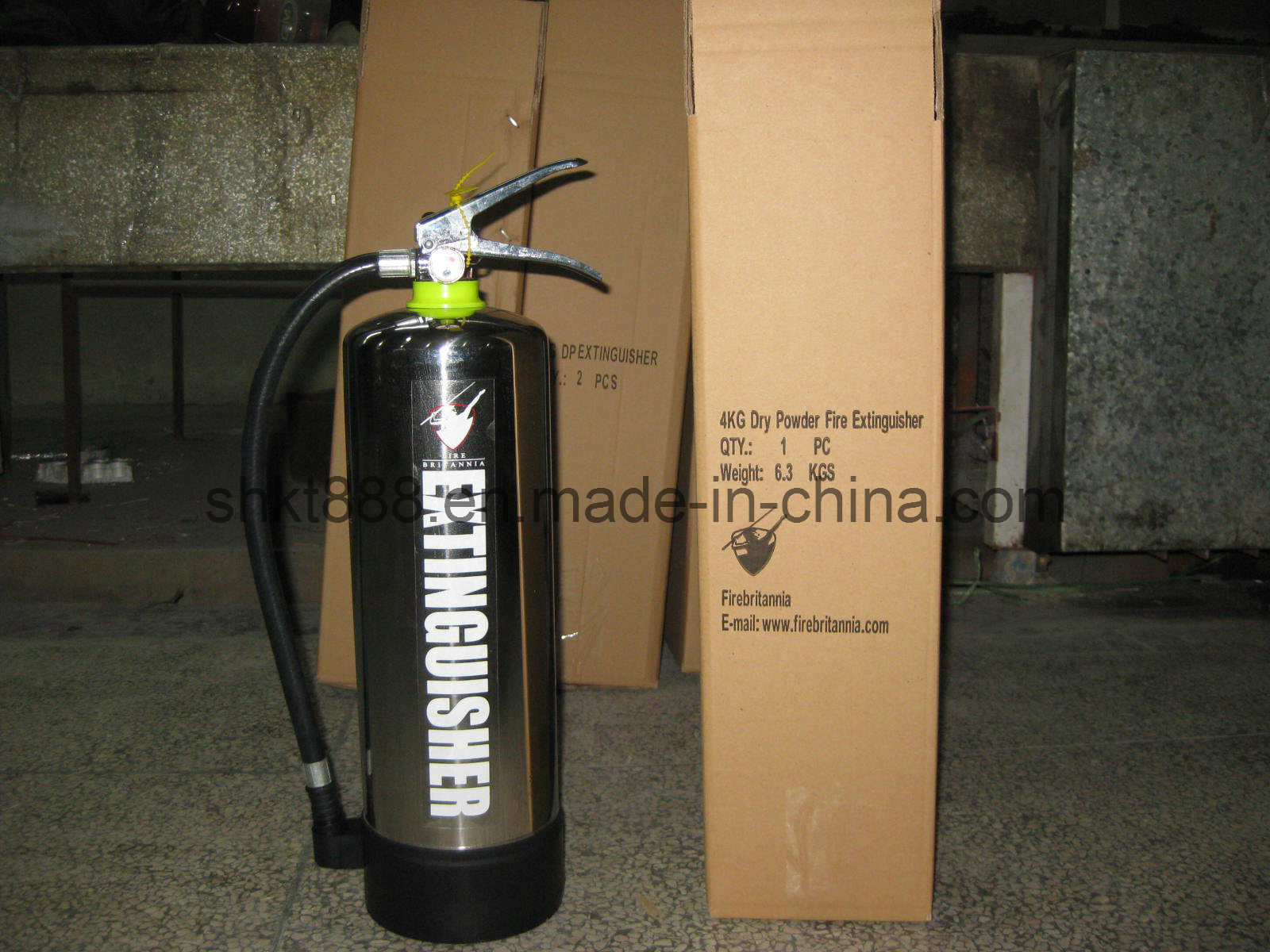 Stainless Steel Fire Extinguisher with High Quality