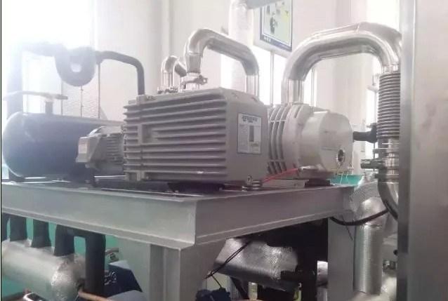Semiconductor Solar Industrial Used Vacuum Dry Screw Pump (RSE80)