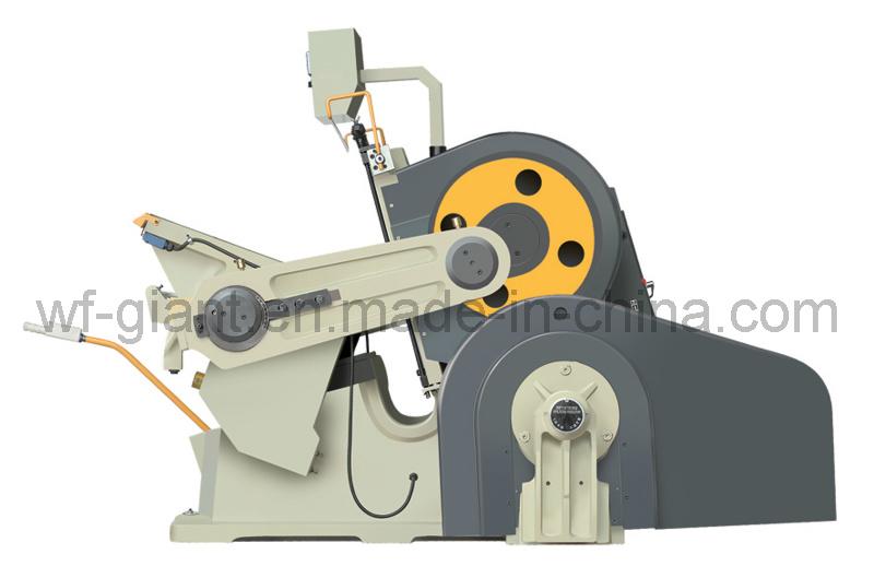 Heavy Duty Creasing and Cutting Machine (ML-930E/1100E)