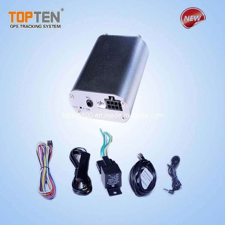 GSM/GPS Tracking System with Free Tracking Platform Service (TK108-ER)