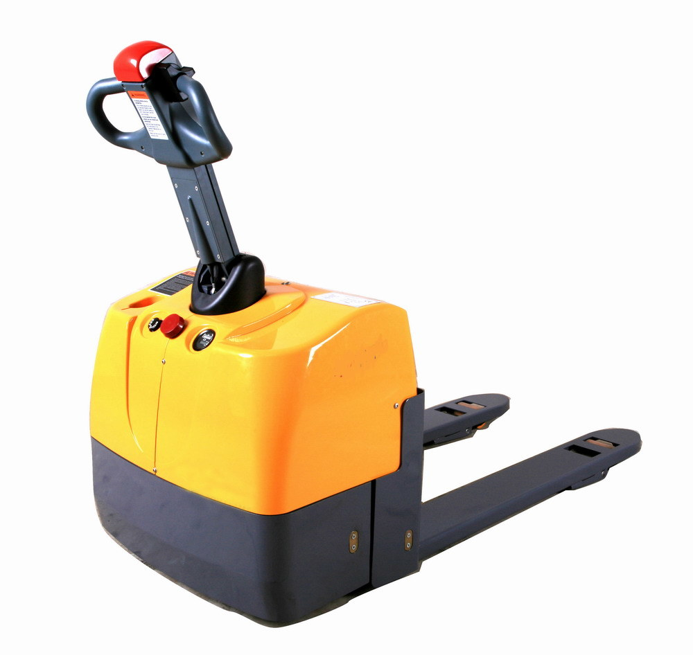 China Electric Pallet Truck Wp61 13 China Powered