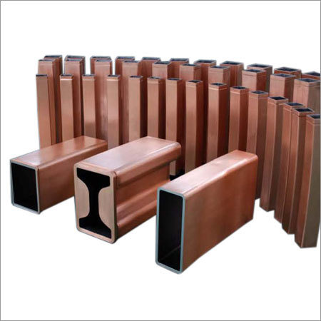 Copper Mould Tubes, Copper Tube for CCM