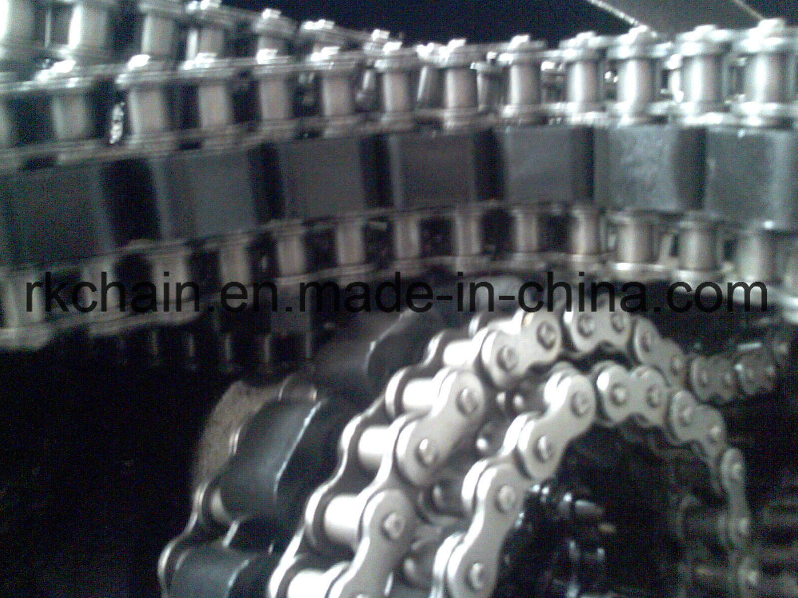 Industrial Roller Chain12A-3 with Nylon Rollers