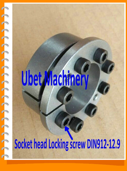 Chain Sprocket Simultaneous Connection Kld-7 Clamping Power Lock (TLK133, RCK16, KLAB, BK16, EL07, KRT206, Z8, RSE15)