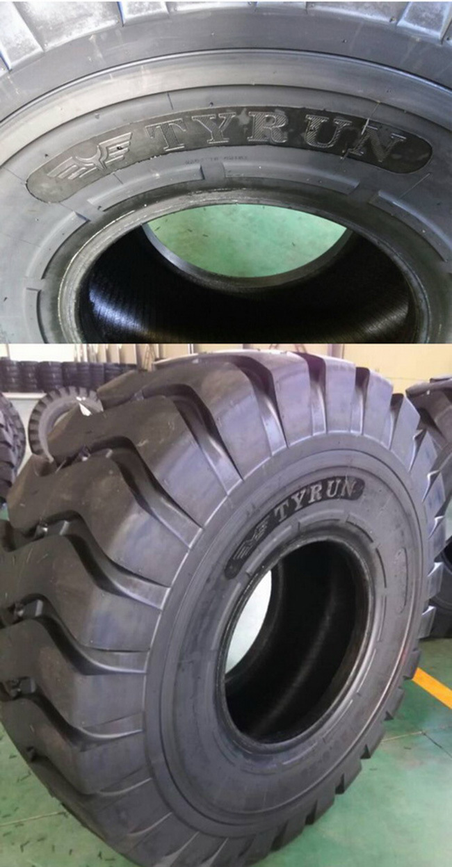 23.5-25 Loader Tyres Rubber Tyre Armour Brand OTR Tyre