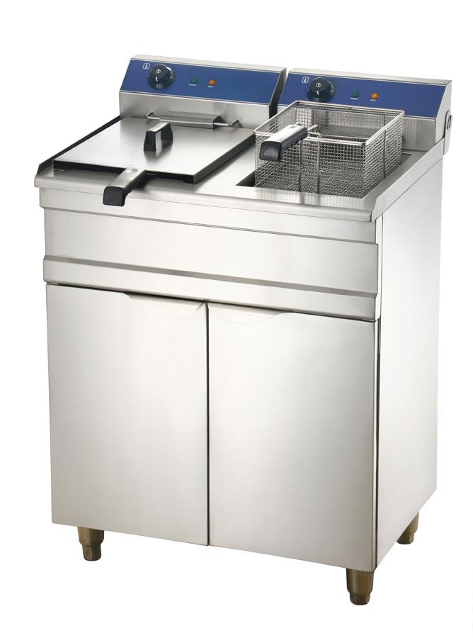 Electric Fryer with Cabinet (EF-161V/C /EF-162V/C)