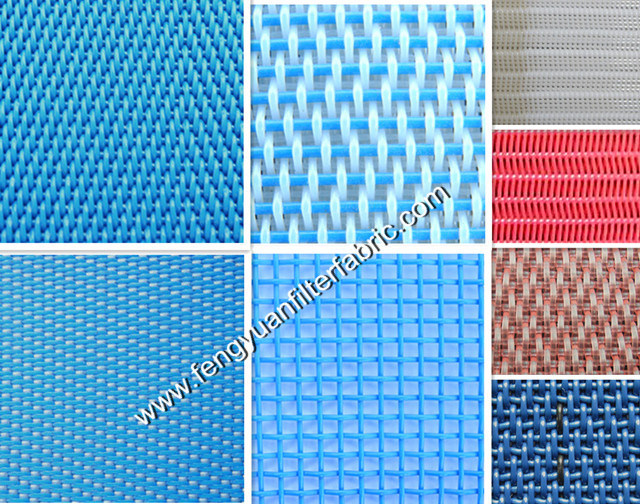 Polyester Woven Filter Conveyor Belting