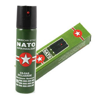 High Quality Pepper Spray Oc Pepper Spray Riot Tactics Spray Police Spray