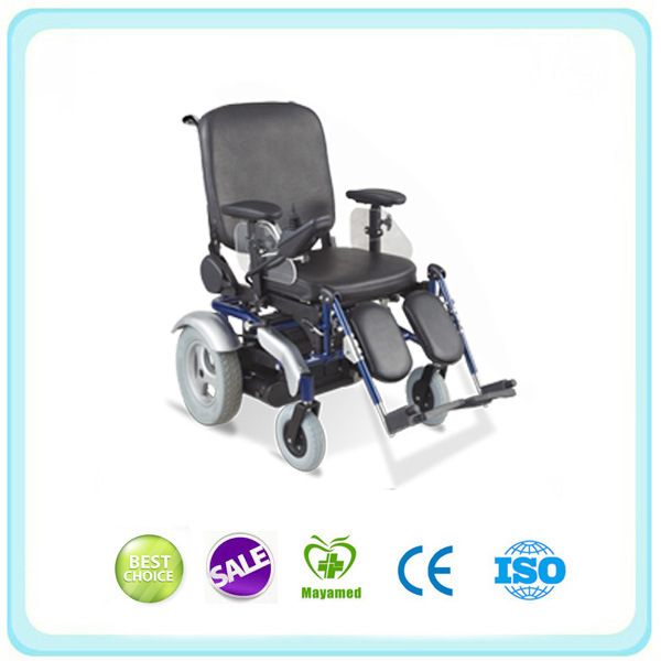 Ma154 Deluxe Indoor/Outdoor Electric Reclining Wheelchair