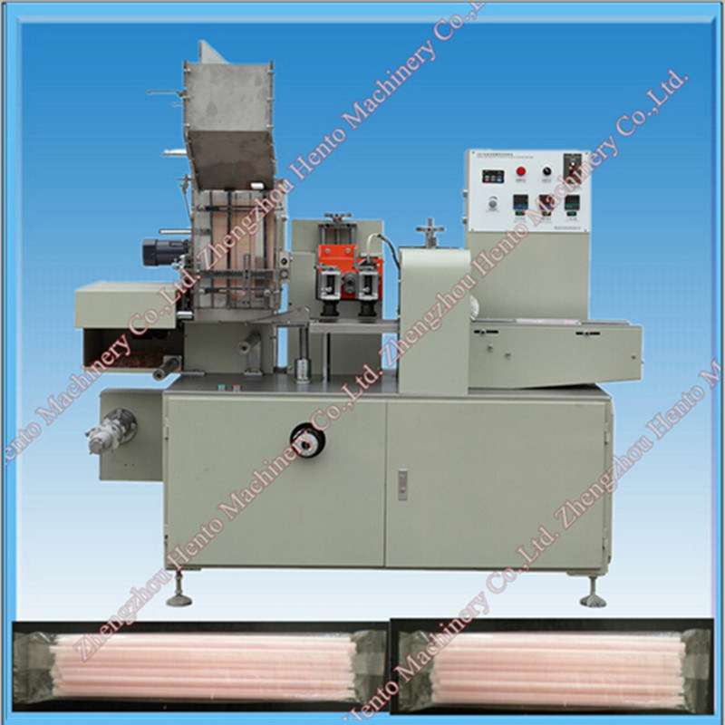 Cheapest Nice Full Automatic Drinking Straw Packing Machine