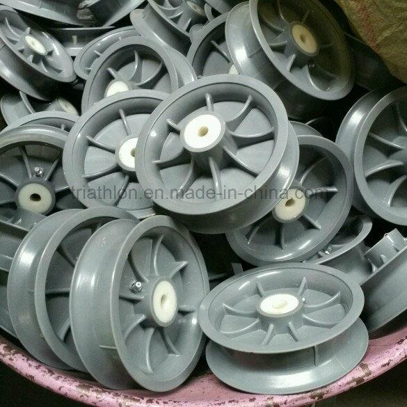 """10 Inch 10X2"""" 10X2.125"""" Flat Free PU Foam Tires"""