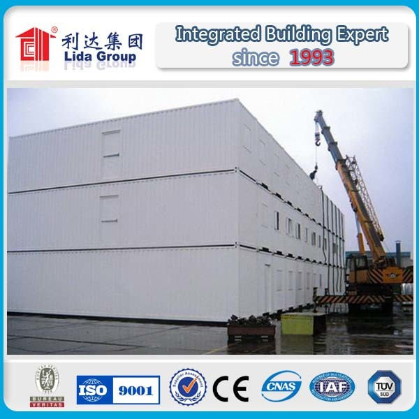 Galvanized Steel Structure Building-4