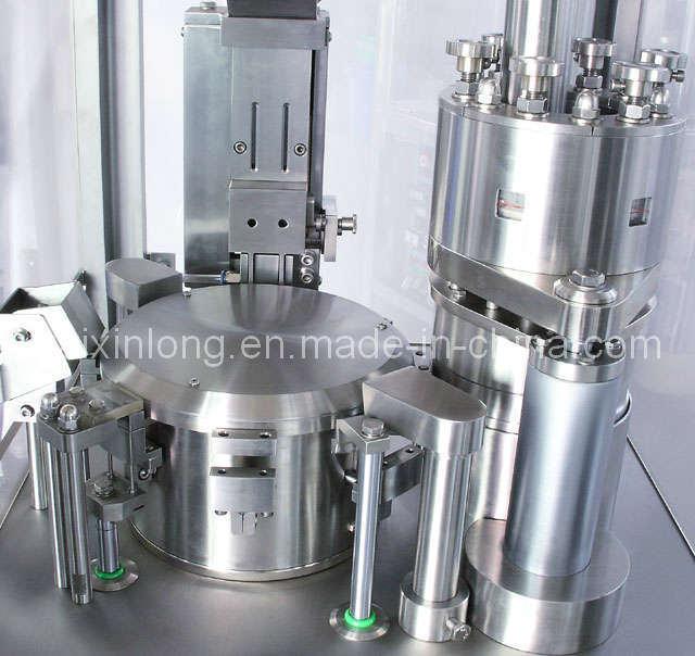 Auto Capsule Filling Machine (NJP-200)