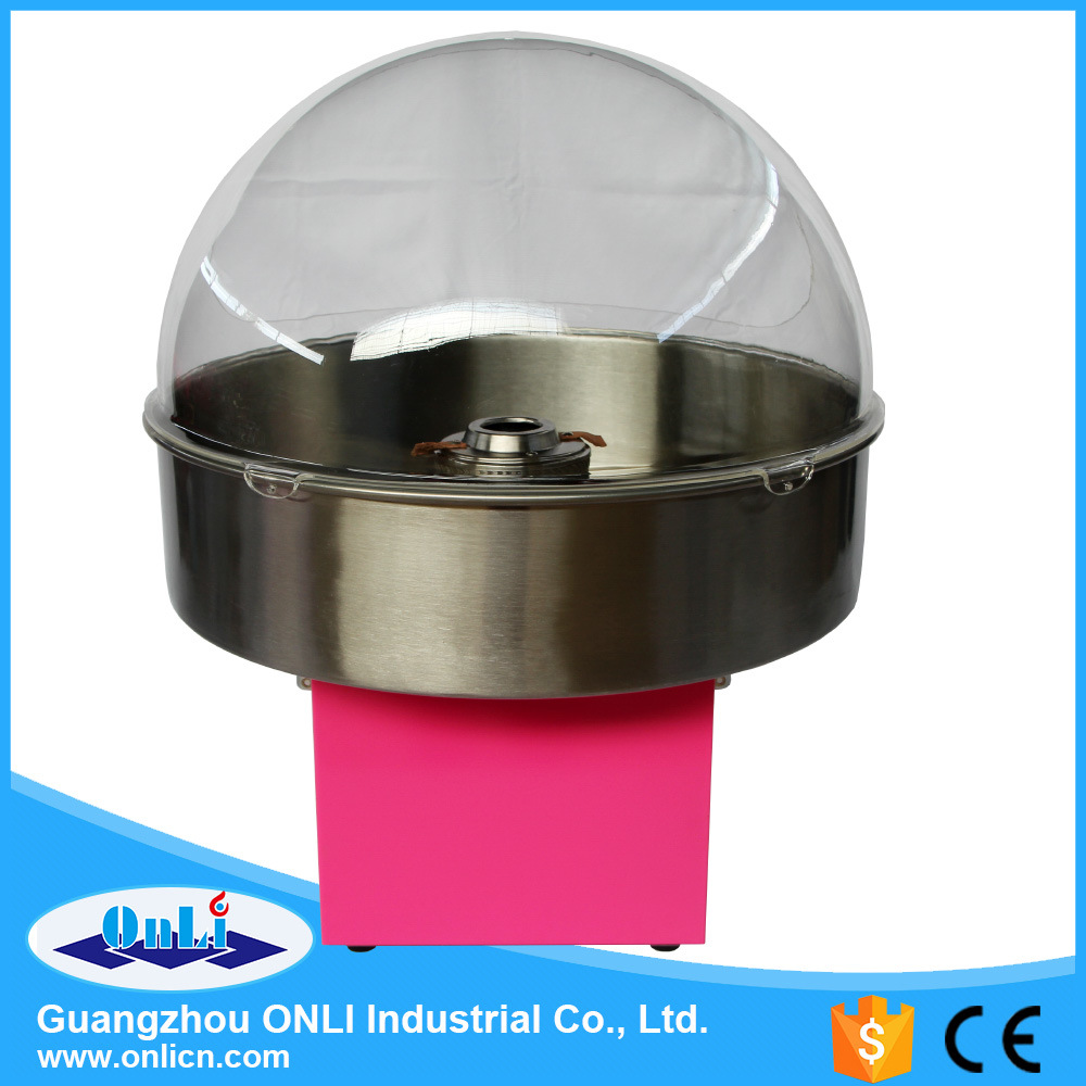 Professional Cotton Candy Floss Machine and Cover