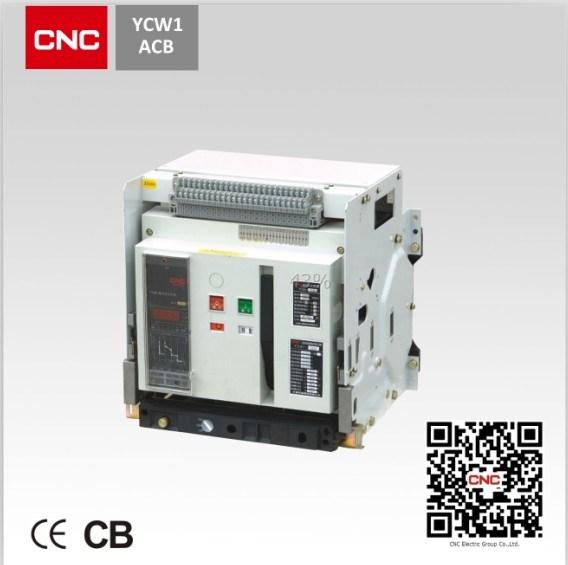 CNC ACB YCW1 Air Circuit Breaker (YCW1)