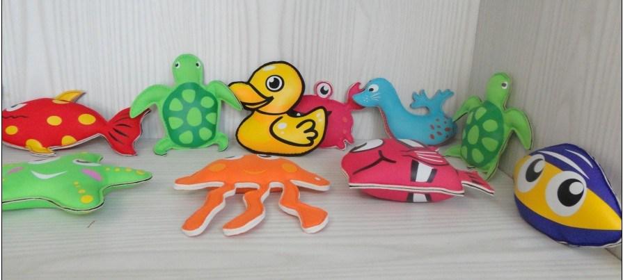 Cute Neoprene Pool Toy