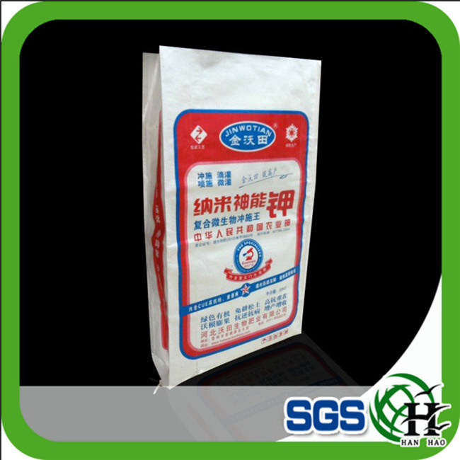 Fertilizer High Quality Polypropylene Woven Bags with Liner