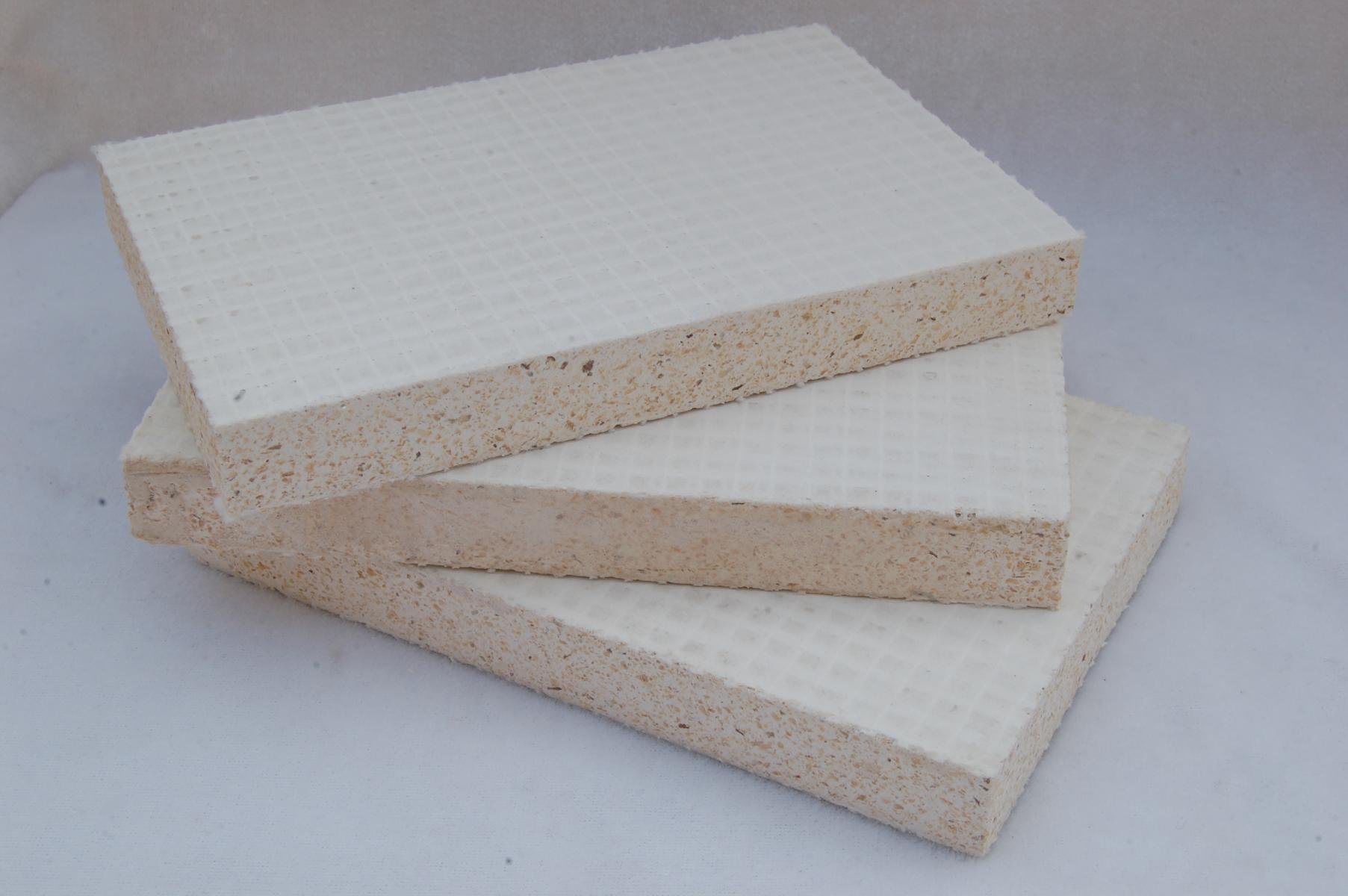 Four Layers Mesh MGO Fireproof Board for Floor