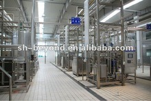 2t/H Integrated Pasteurized Milk Production Line