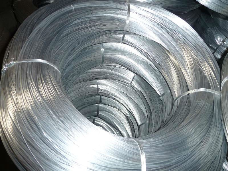 Low Carbon Steel Hot Dipped Galvanized Wire