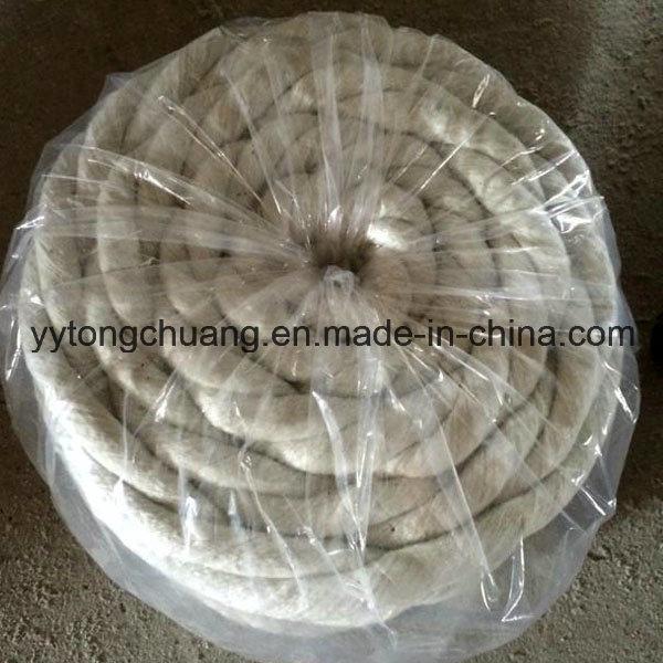 Ceramic Fiber Twisted Rope Gasket for Door Seals or Caulking