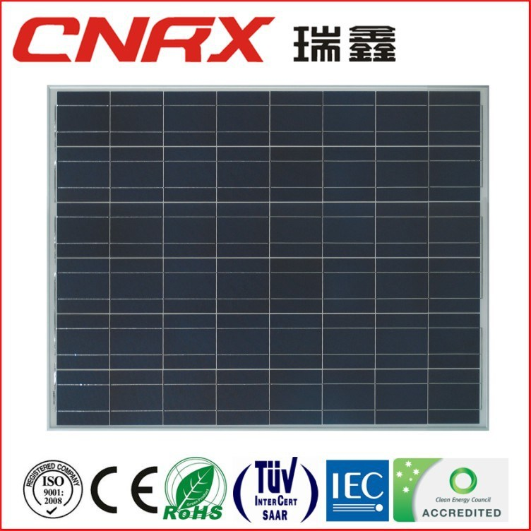 Poly 200W PV Solar Power Panel Wtih TUV ISO