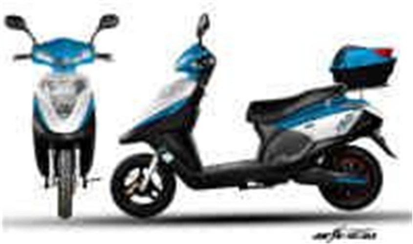 48V 500W Fashion Electric Bicycle, Electric Motorcycle