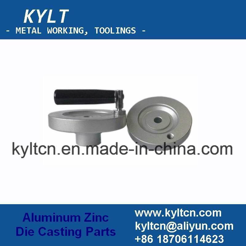 OEM Zamak/Zinc Injection Moulding Vehicle Door Handles Parts