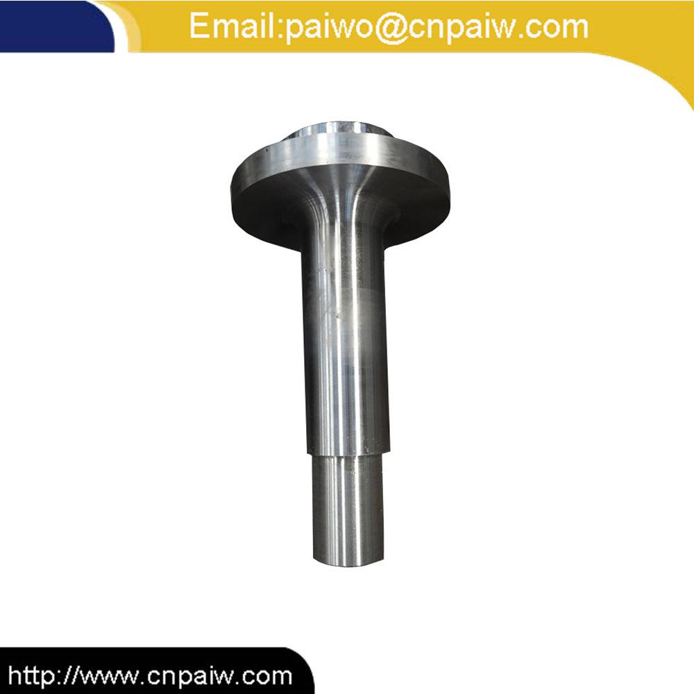 Forged Precision CNC Machining Stainless Steel Turbine Shaft Wind Turbine Shaft