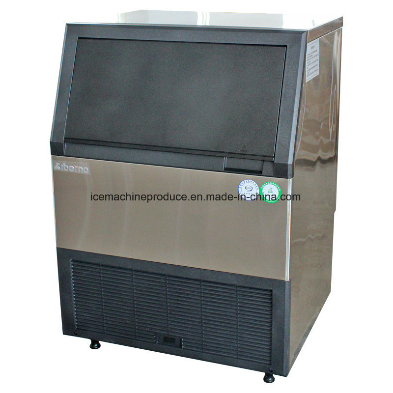 80kgs Commercial Cube Ice Machine for Food Service Use