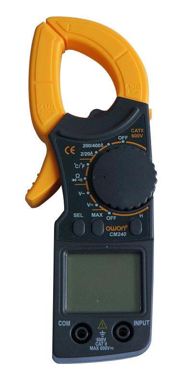 OWON Digital Clamp Meter (CM240)