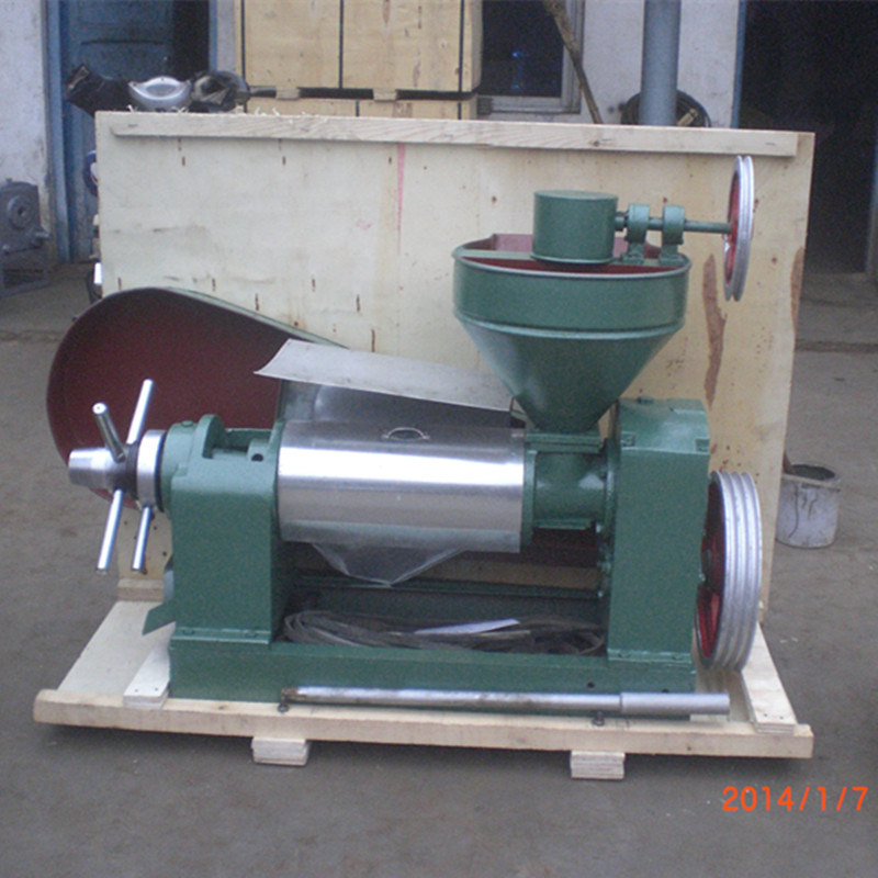 Screw Oil Press (6YL-90)
