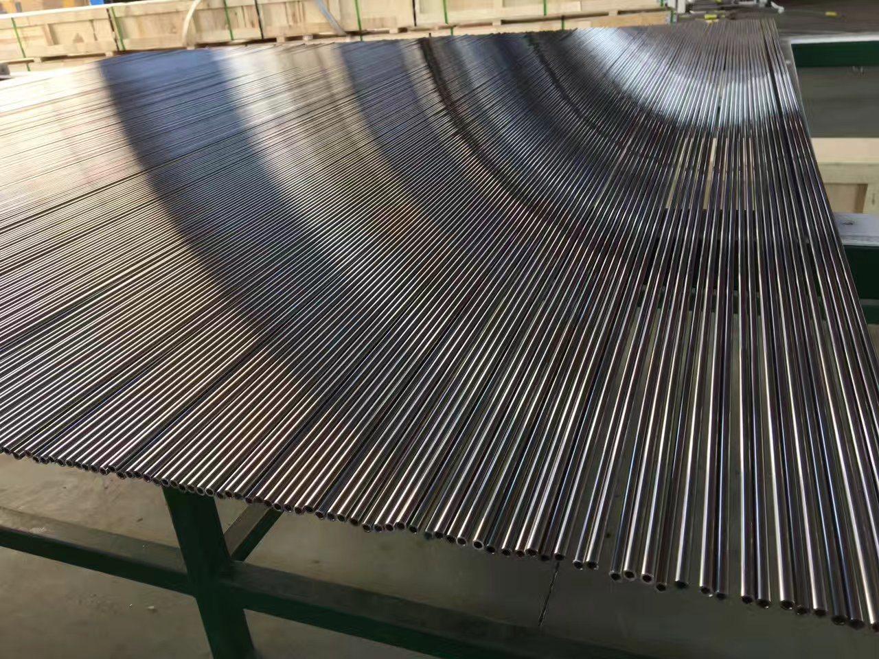 TP304 Stainless Steel Fine Polishing Tubes