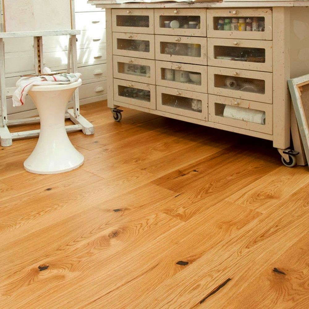 Customized Philipine 14mm/1.2mm Engineered Wood Floor Flooring